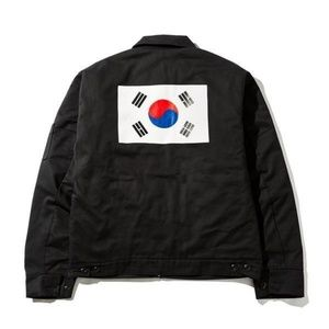 Anti Social Social Club Nu Korea Workwear Jacket
